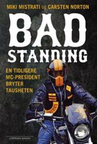 Bad standing
