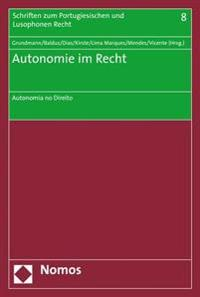 Autonomie Im Recht: Autonomia No Direito