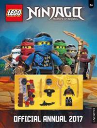 Official LEGO Ninjago Annual 2017