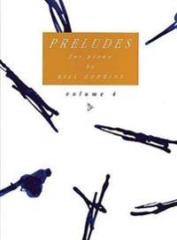 Preludes for Piano, Vol 4: Book & CD