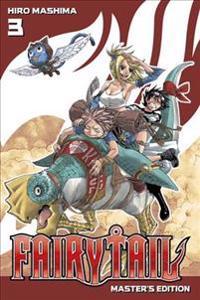 Fairy Tail Master's Edition Vol. 3 - Hiro Mashima - böcker (9781632362964)     Bokhandel