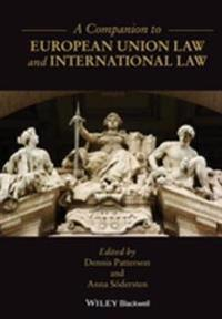 Companion to European Union Law and International Law