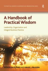 Handbook of Practical Wisdom