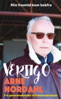 Vertigo - Arne Nordahl | Inprintwriters.org