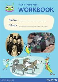 Bug Club Pro Guided Y4 Term 2 Pupil Workbook