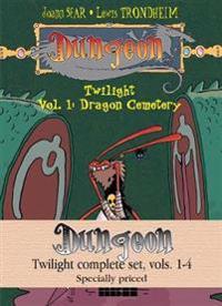 Dungeon: Twilight Complete Set, Vols. 1-4