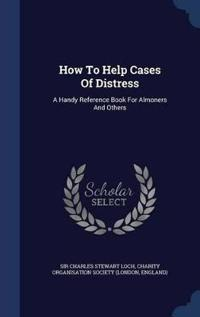 How to Help Cases of Distress