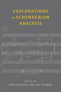 Explorations in Schenkerian Analysis