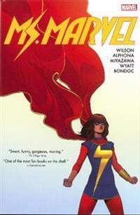 Ms. Marvel Omnibus 1