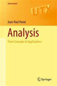 Analysis: From Concepts to Applications