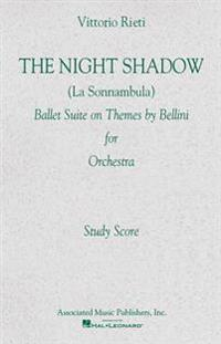 The Night Shadow Ballet (1941): Study Score