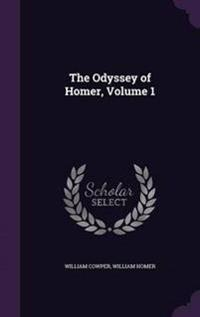 The Odyssey of Homer, Volume 1