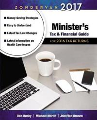 Zondervan Minister's Tax & Financial Guide 2017