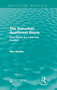 Suburban Apartment Boom