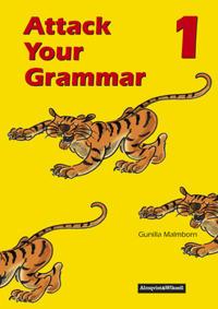Attack Your Grammar 1, Elevhäfte, 5-pack