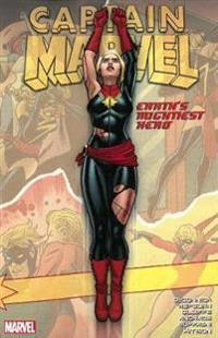 Captain Marvel Earth's Mightiest Hero 2