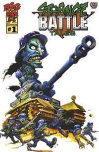 Strange Battle Tales #1