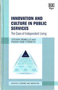 Innovation and Culture in Public Services