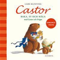 Baka, sy och måla med Castor och Frippe