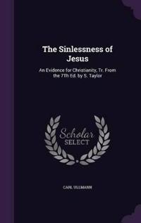 The Sinlessness of Jesus