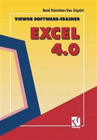 Vieweg Software-Trainer Excel 4.0