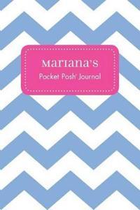 Mariana's Pocket Posh Journal, Chevron