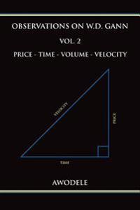 Observations on W.D. Gann Vol. 2: Price - Time - Volume - Velocity