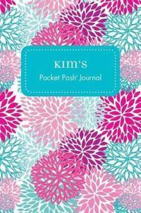 Kim's Pocket Posh Journal, Mum