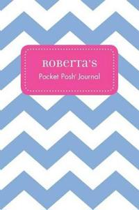 Roberta's Pocket Posh Journal, Chevron