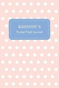 Kassidy's Pocket Posh Journal, Polka Dot