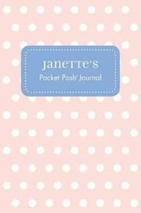 Janette's Pocket Posh Journal, Polka Dot