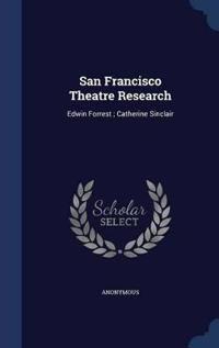 San Francisco Theatre Research