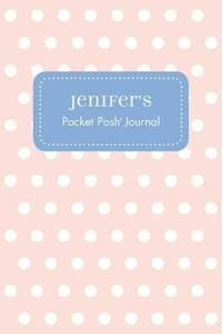 Jenifer's Pocket Posh Journal, Polka Dot