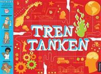 Tren tanken. Matriks. Et spill om samfunnsfag, ungdomstrinnet. Linn-Hege Eliassen m.fl. 4-8 spillere. Fra 12 år