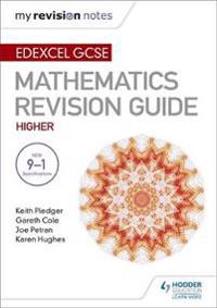Edexcel GCSE Maths Higher: Mastering Mathematics Revision Guide