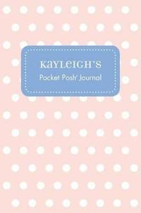 Kayleigh's Pocket Posh Journal, Polka Dot