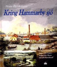 Kring Hammarby sjö. 2, Hammarbyledsbygget och Södermalm från Skanstull till Danvikstull
