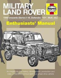 Haynes Military Land Rover