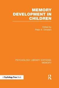 Memory Development in Children
