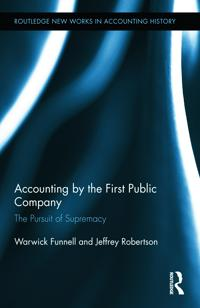 Accounting by the First Public Company