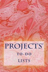 Projects' To-Do Lists: Stay Organized (100 Projects)
