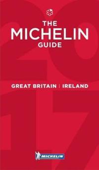 Michelin guide great britain & ireland 2017 - hotels & restaurants