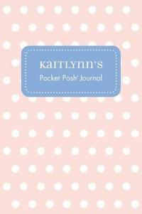 Kaitlynn's Pocket Posh Journal, Polka Dot