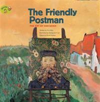 Friendly postman - the art of van gogh
