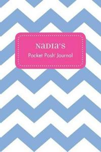 Nadia's Pocket Posh Journal, Chevron