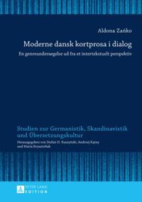 Moderne dansk kortprosa i dialog