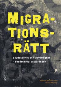 Migrationsrätt : skyddsbehov och trovärdighet - bedömning i asylärenden