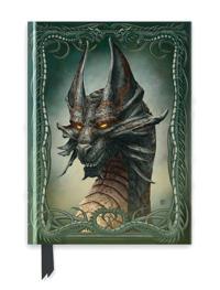 Beyit: Black Dragon (Foiled Journal)