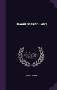 Hawaii Session Laws