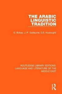 The Arabic Linguistic Tradition